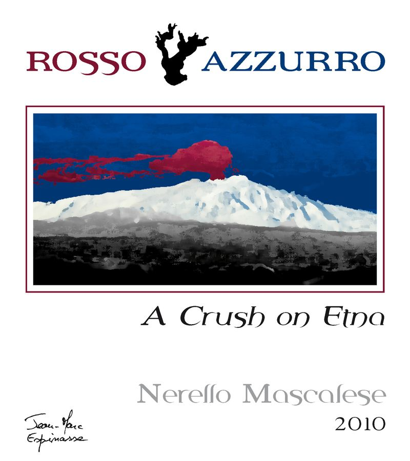 ETQ Rosso Azzuro 90x80 mm