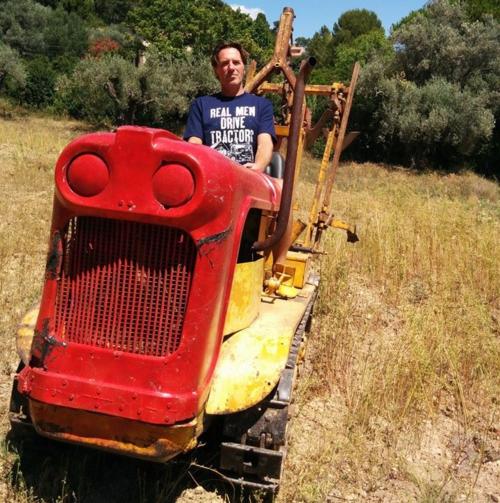 JM tractor