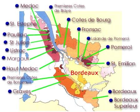 French wine a day m doc for Recherche t3 bordeaux
