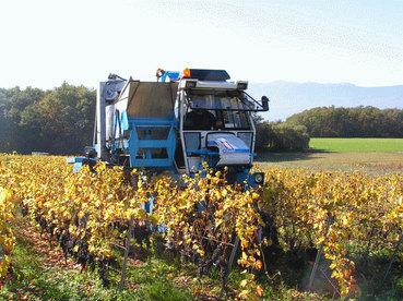 Harvestmachine